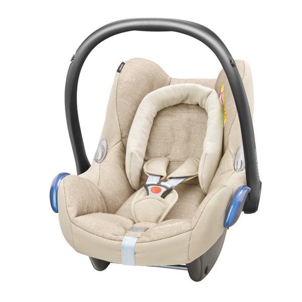 Столче за кола CabrioFix / 0+ (0-13 кг.)